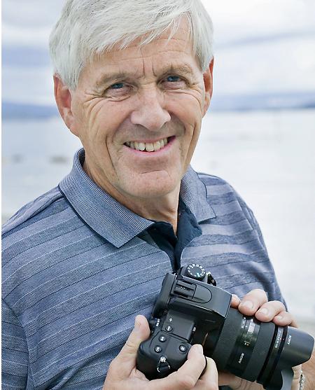 Ti år fotokurs på nett