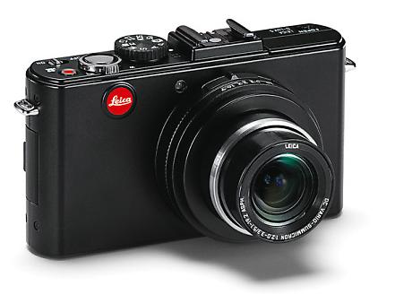 Eksklusiv kompakt: Leica D-Lux 5