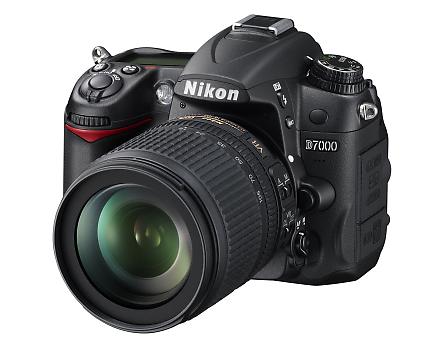 Ny robust Nikon DSRL