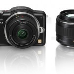 Prisen klar for Panasonic GF3
