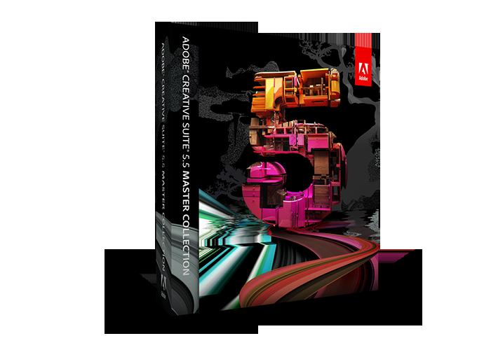Adobe Creative Suite 5.5 Master Collection представляет собой
