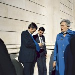 Executives, Bank of England, London, November 1981 © Paul Graham