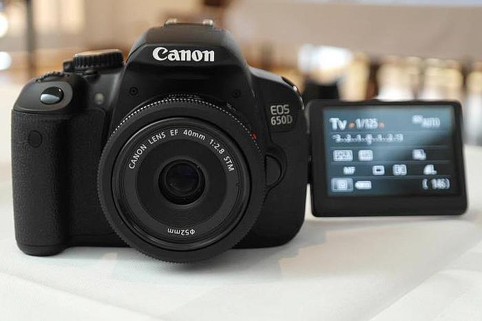 Toralf Sandåker har tatt en sniktitt på Canon EOS 650D
