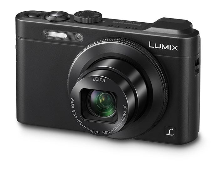 Panasonic Lumix LF1 - et lommekamera med finesser.