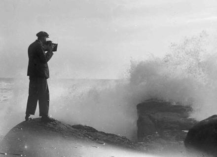 Fotohistorie under hammeren hos Sothebys