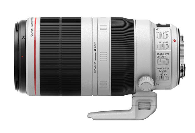Ny og kraftig zoom-optikk fra Canon