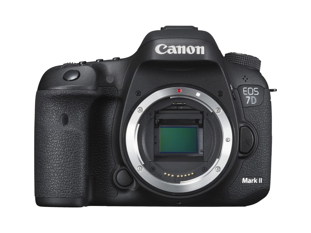 Førsteinntrykk: Canon EOS 7D Mk II