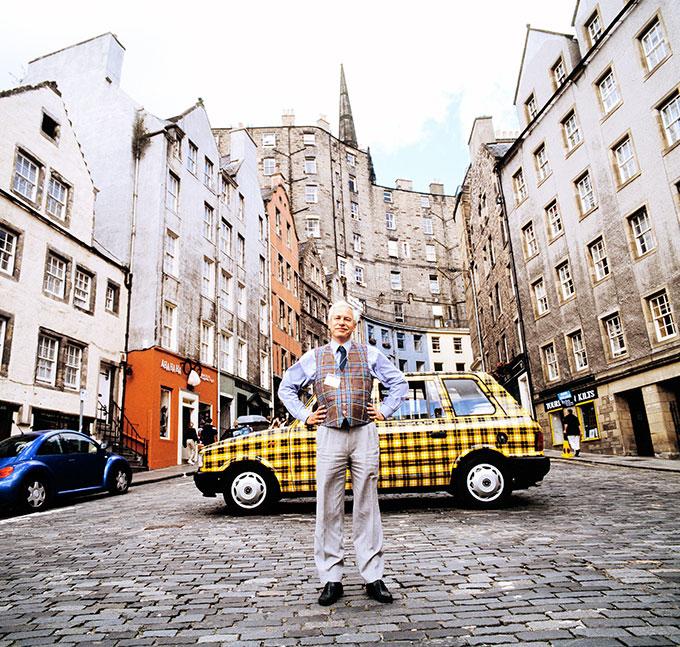 Edinburgh © Sigbjørn Sigbjørnsen