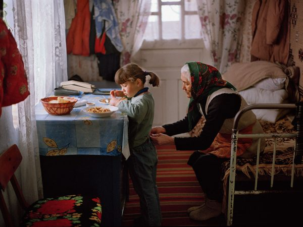 Country Without Parents © Andrea Diefenbach