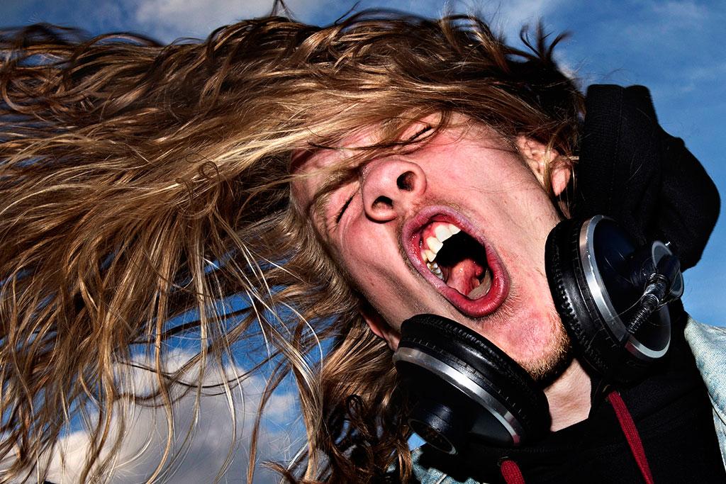 Headbangers © Jacob Ehrban