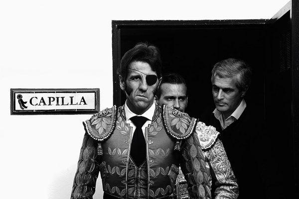 Rayner Johansen vant 3. runde i Årets fotograf i 2015 med bildet El regreso de Padilla