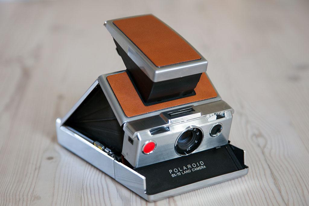 Polaroid SX70 © Pål Otnes