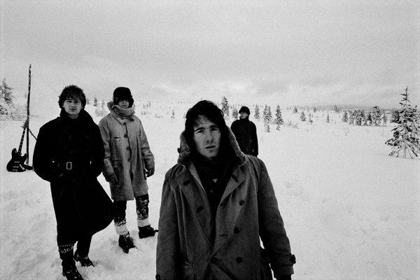 U2, Stockholm, 1982 © Anton Corbijn