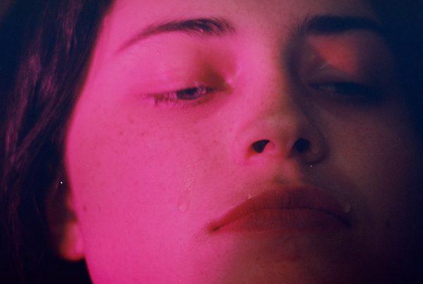 Pink Tear © Petra Collins