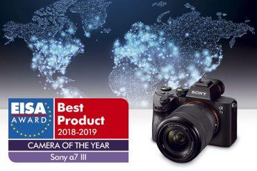 Årets beste fotoprodukter kåret av EISA