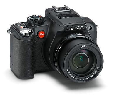 Helt ny Leica kompakt med ekstrem tele