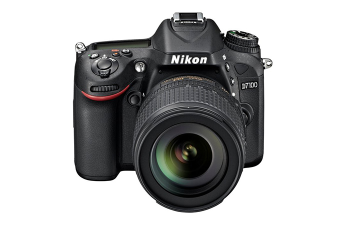Nikon D7100 topper Nikons DX-modeller.