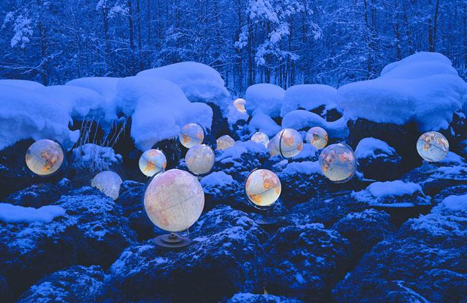 A multiverse explanation Foto: Rune Guneriussen