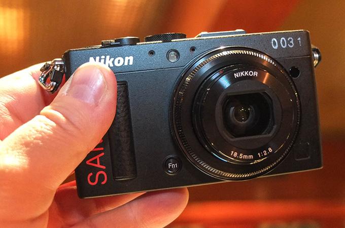Nikon CoolPix A har DX-format CMOS-brikke uten lavpassfilter.