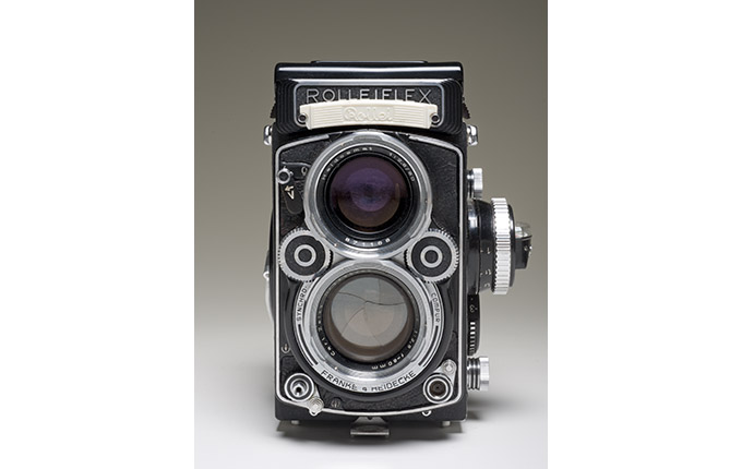 Rolleiflex 2.8F – en klassiker