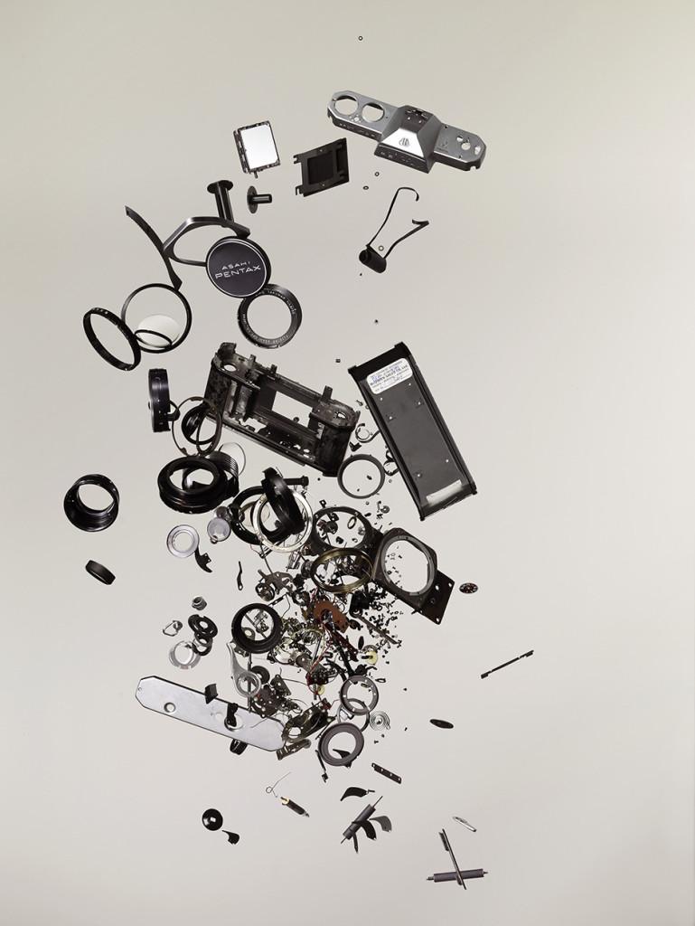 Apart - Camera © Todd McLellan