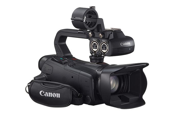 Canon XA25 er den nye toppmodellen blant Canons kompakte profesjonelle videokameraserie.