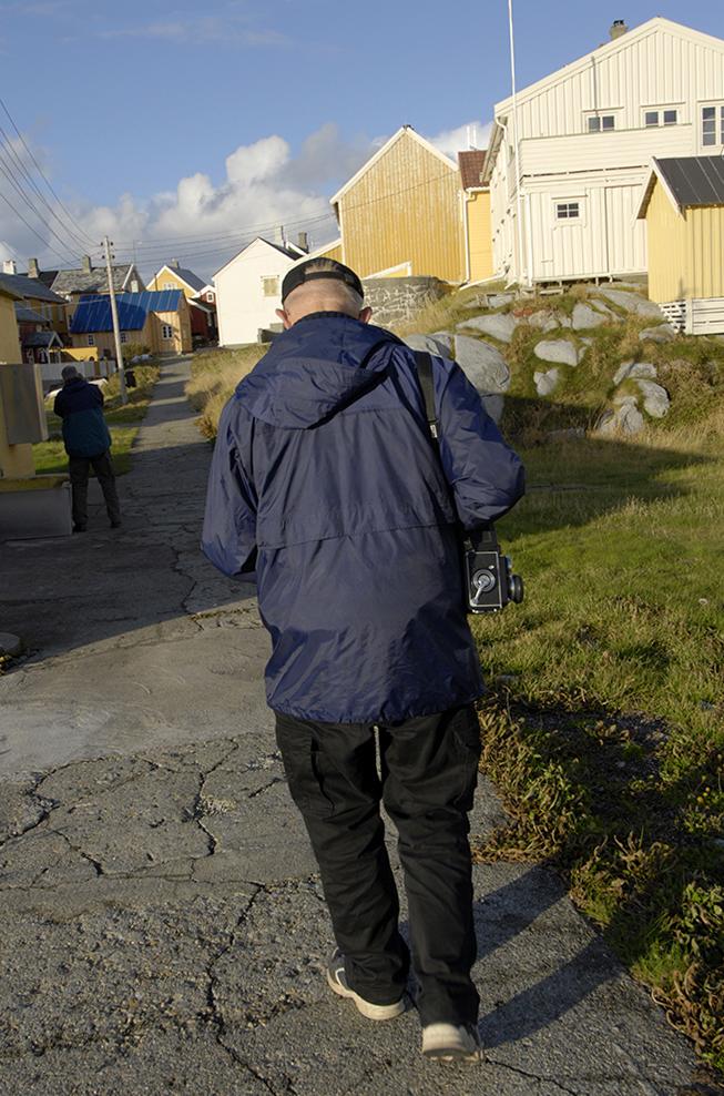 Leif Preus, Grip 2009. (Foto: Morten M. Løberg)