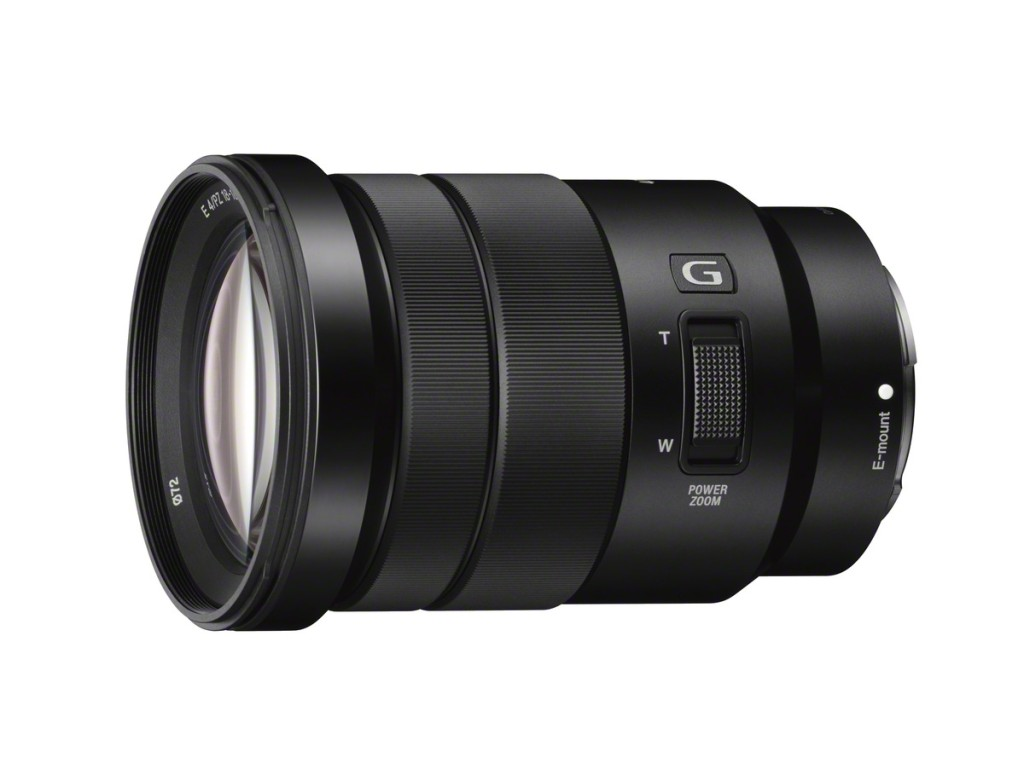 Sony E PZ 18-105mm F4 G OSS.