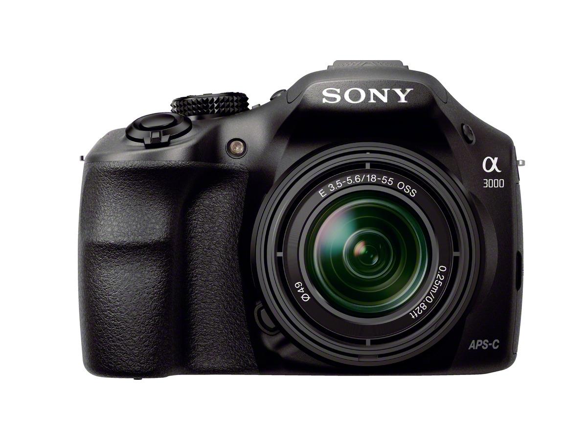 Sony Alpha A3000 viser en ny retning for Sonys speilløse kameraer.