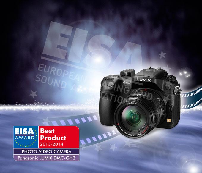 EISA-prisene for årets beste foto-/videoprodukter i Europa 2013 – 2014