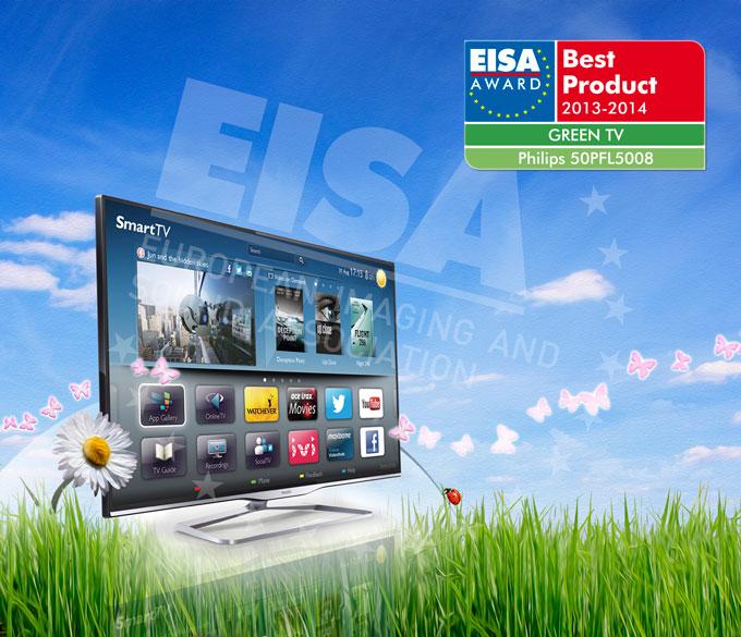EISA-prisene for årets beste grønne produkter i Europa 2013 – 2014