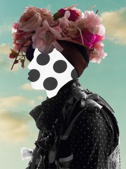 © Sølve Sundsbø, Man With Flower.