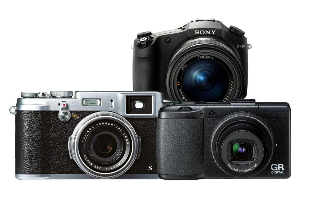 De beste kompaktkameraene fra 2013. Men hvilket er aller best?