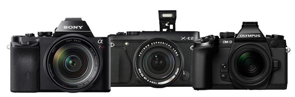 Hvilket kompakt systemkamera mener Fotografi var det beste i 2013?