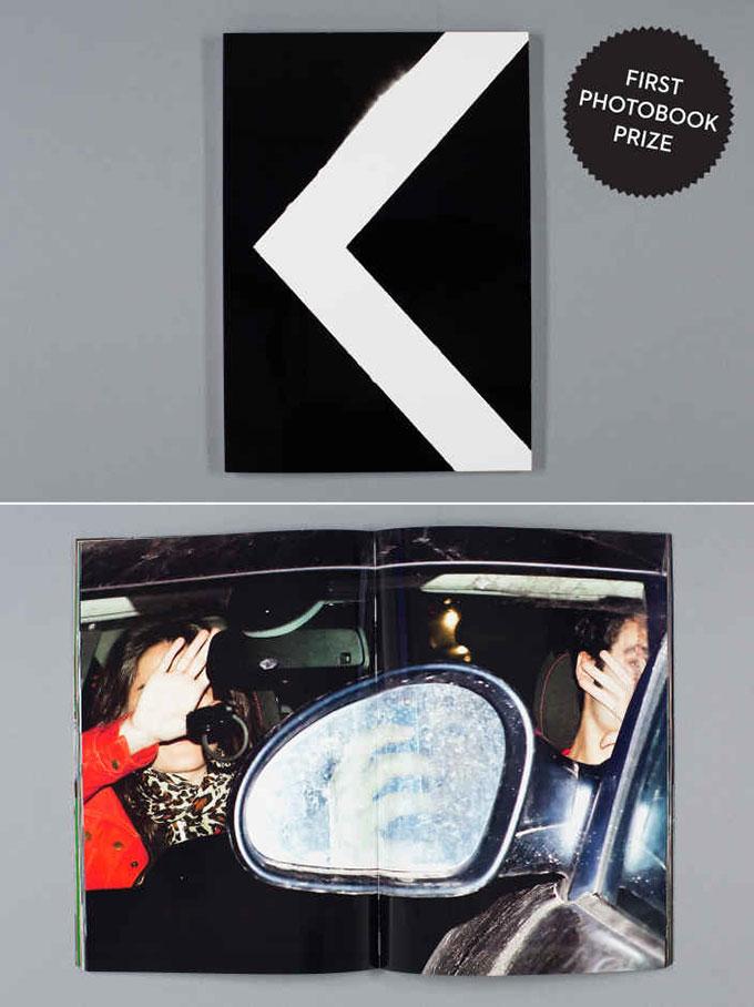 Óscar Monzón vant First PhotoBook prize for Karma, publisert av RVB Books/Dalpine.