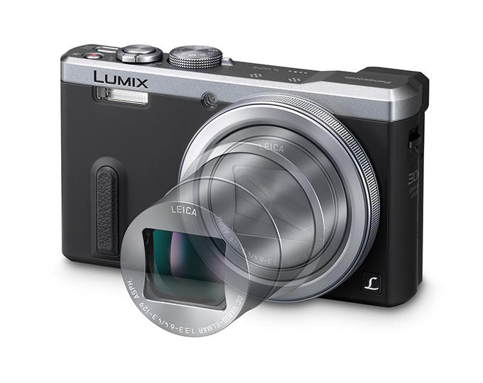 Panasonic Lumix DMC-TZ60 er seneste generasjon av Panasonics innovative reisekameraer.