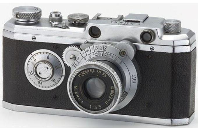 Den første Canon.