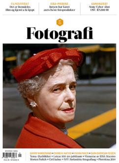 Forsidebildet i Fotografi nr 5 er tatt av Vivian Maier