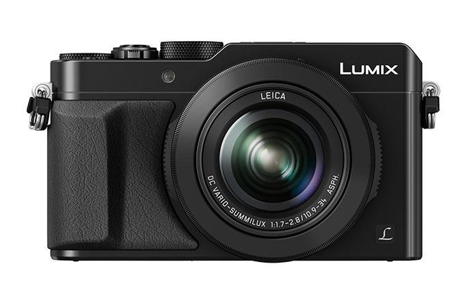 Panasonic Lumix LX100.
