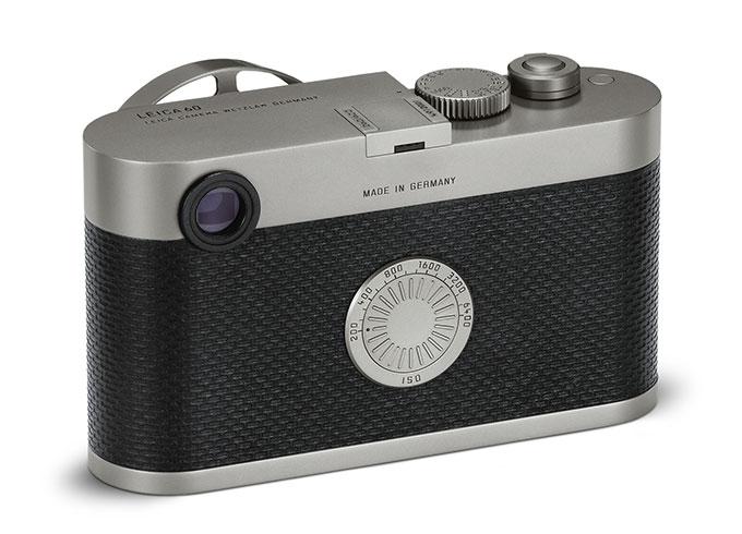 Leica M Edition 60 – digitalt designkamera uten skjerm.