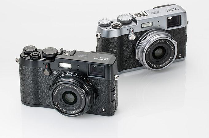 Fujifilm X100T har fått en ny avansert søker og flere andre forbedringer.