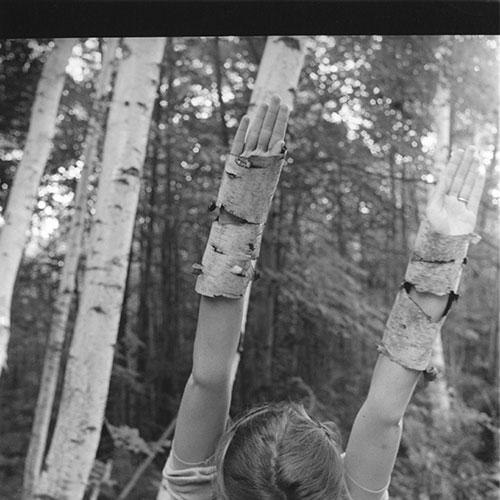 Francesca Woodman, Untitled, MacDowell Colony, Peterborough, New Hampshire, 1980  © The Estate of Francesca Woodman