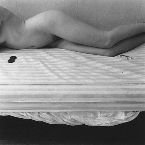Francesca Woodman, Untitled, New York, 1979-80 © The Estate of Francesca Woodman