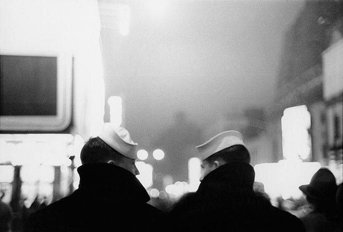 © Saul Leiter