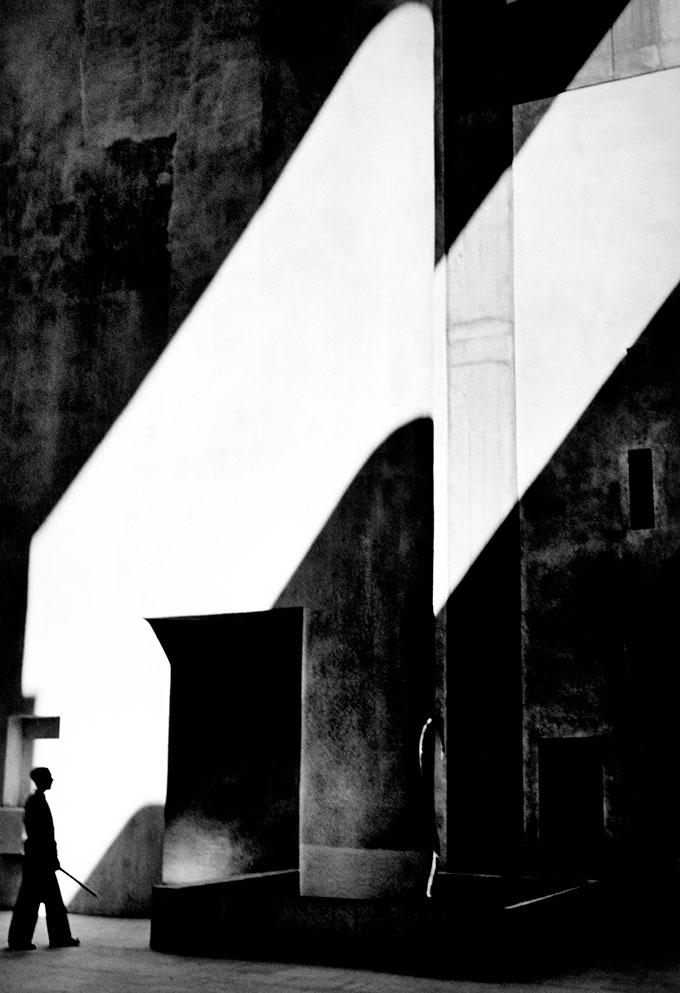 © Lucien Hervé. High Court of Justice, Chandigarh, 1955