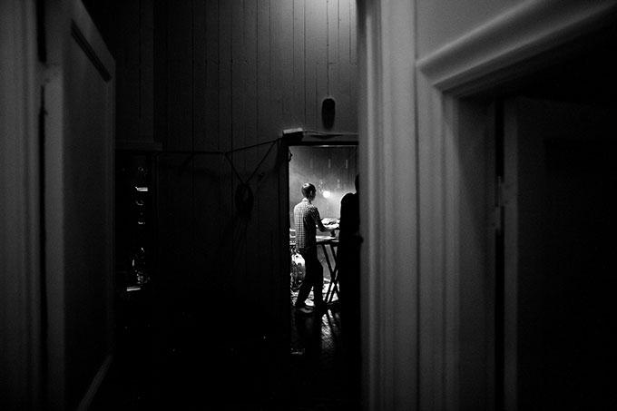John Olav Nilsen og Gjengen © Frank Hesjedal