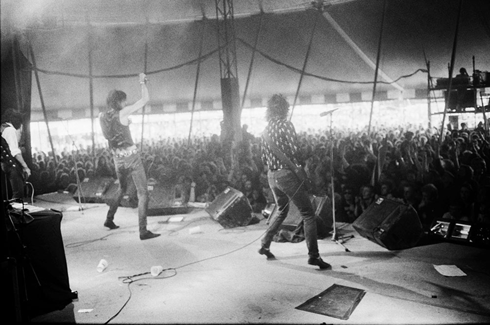 Backstreet Girls, Roskilde, 1988 © Moten Andersen