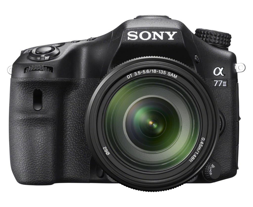 Sony Alpha S_T-A77 II vinner på ytelse og fotografiske egenskaper, også til film.