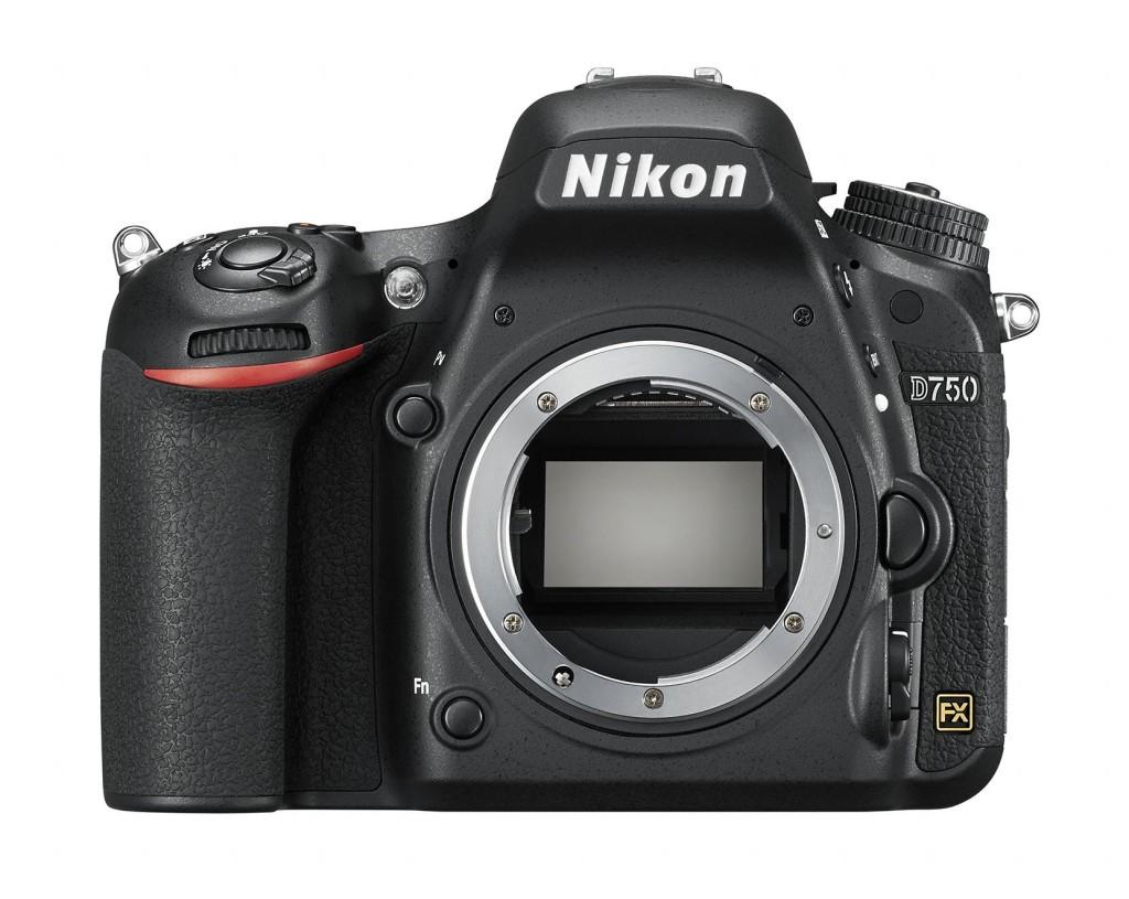 Førsteinntrykk: Nikon D750