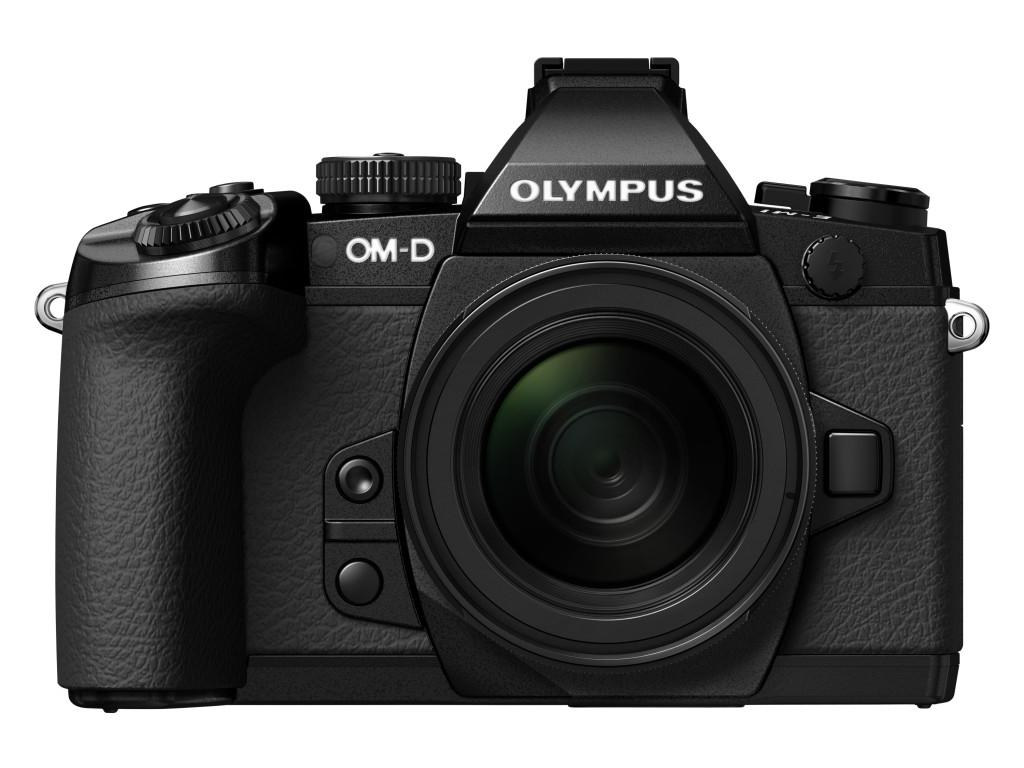 Olympus OM-D E-M1.
